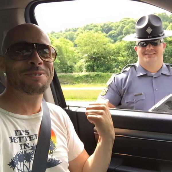 State police stand by trooper's decision to give warning to speeding YouTube star (Image 1)_12557