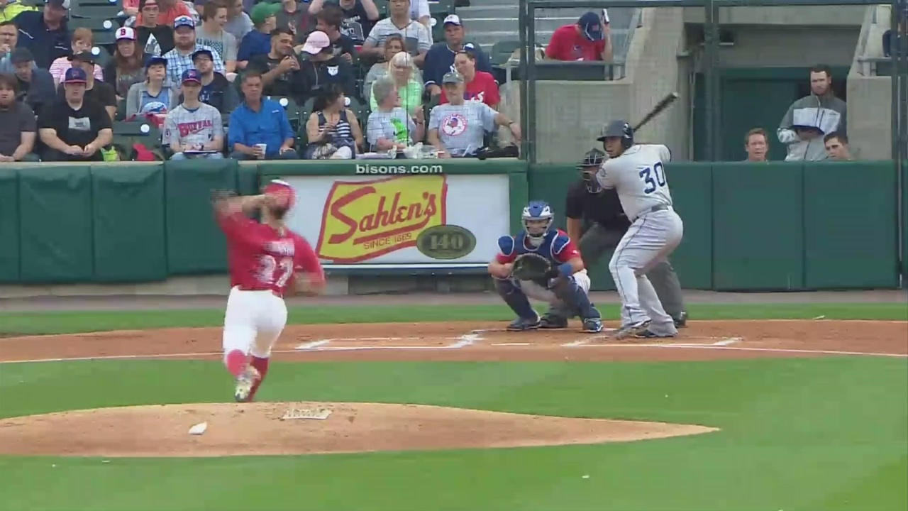Subpar offense leads to 3-2 Daniel Norris loss for the Bisons