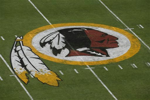 Redskins Name Football_21111