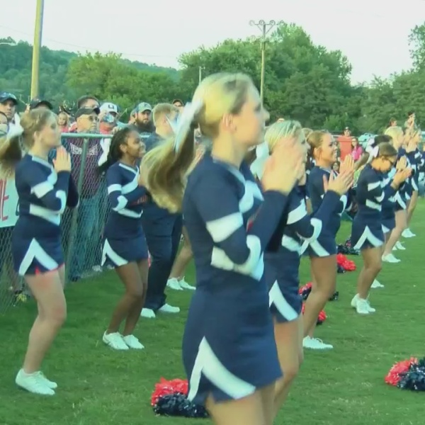 #WJHLTDFN: Week 1 high school football scores and highlights here!