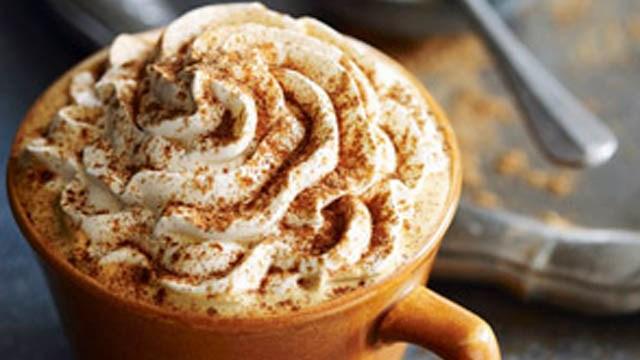 Starbucks Tweaks Pumpkin Spice Latte Recipe