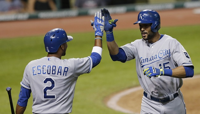 Alex Rios, Alcides Escobar_47186