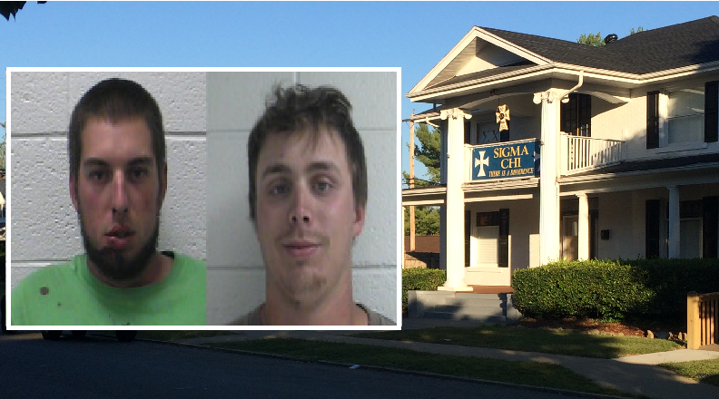 ETSU FRATERNITY SHOOTING ARRESTS_48132