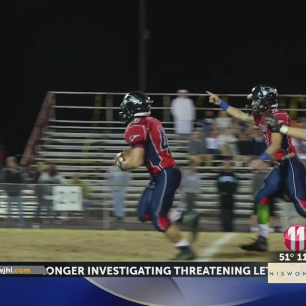 Northeast Tennessee and Southwest Virginia Week 8 high school football highlights