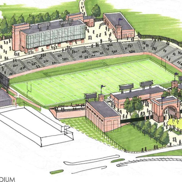 Artist rendering of ETSU Football Stadium_66290