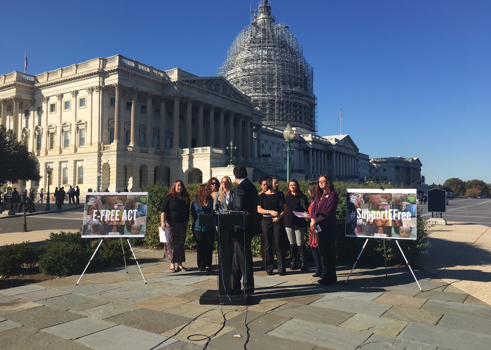 Rally on Capitol Hill Essure_67118