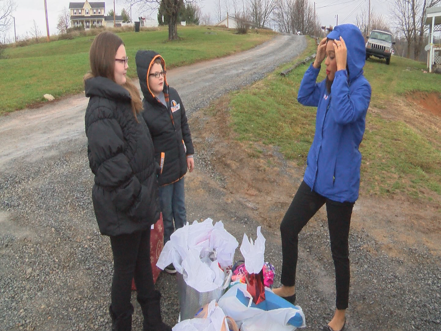 Carter Co family Christmas surprise after fire_87659