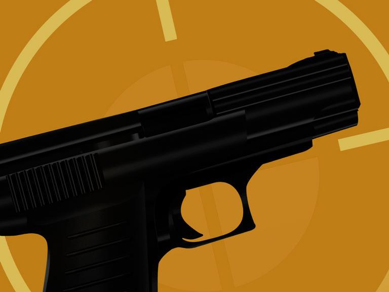 handgun pistol gun_57684