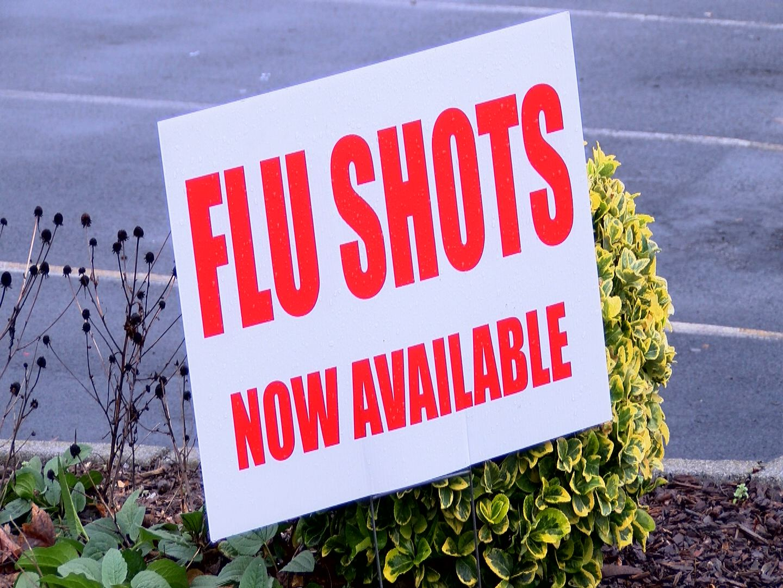 flu shot sign_88069
