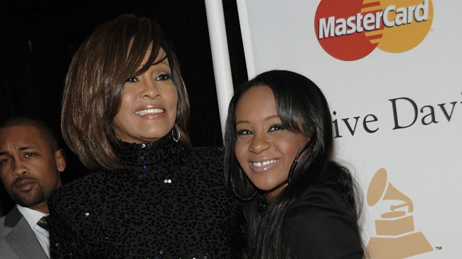 Whitney Houston, Bobbi Kristina Brown_119887