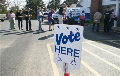 vote sign AP_118562