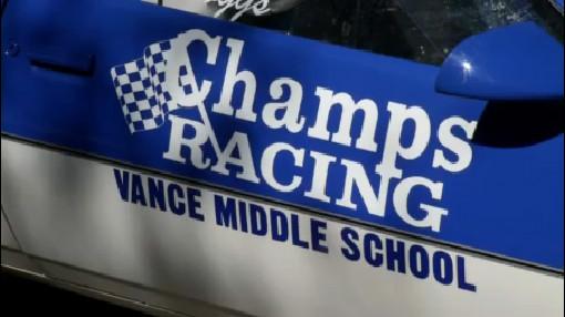 Champs Race Team Vance Middle School_139502