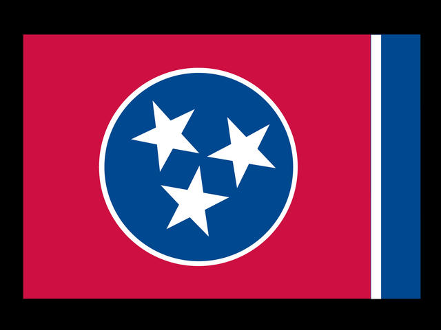 tennessee state flag_109854