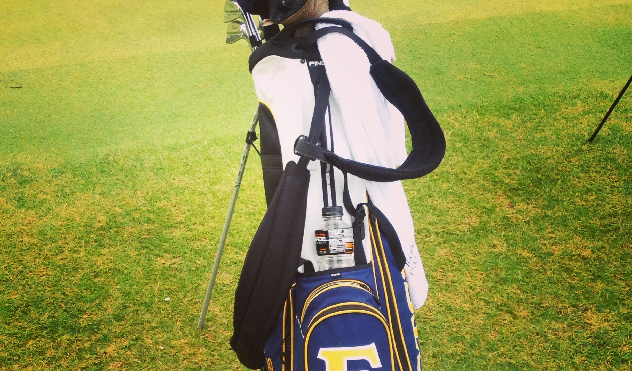 ETSU GOLF BAG_154407