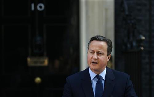 Britain's Prime Minister David Cameron_172474