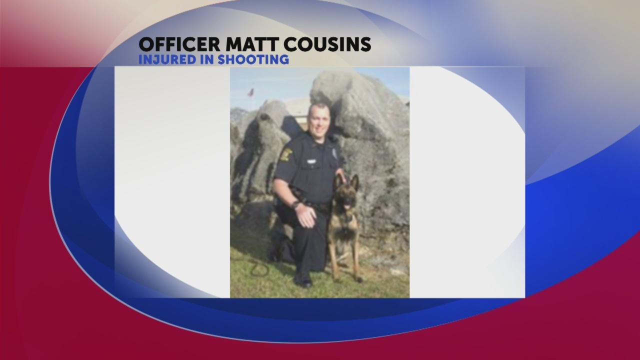 Bristol, TN random shooting suspect remains in hospital; Community plans prayer vigil