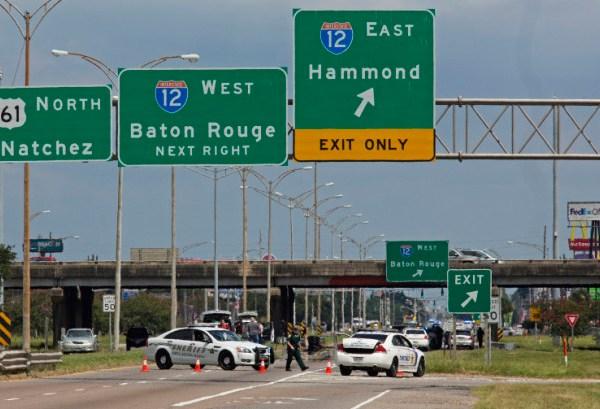 Police Shot Baton Rouge_182893