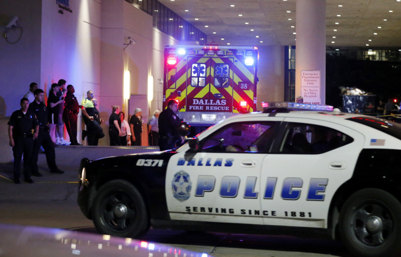 Police Shootings Protests Dallas_179772