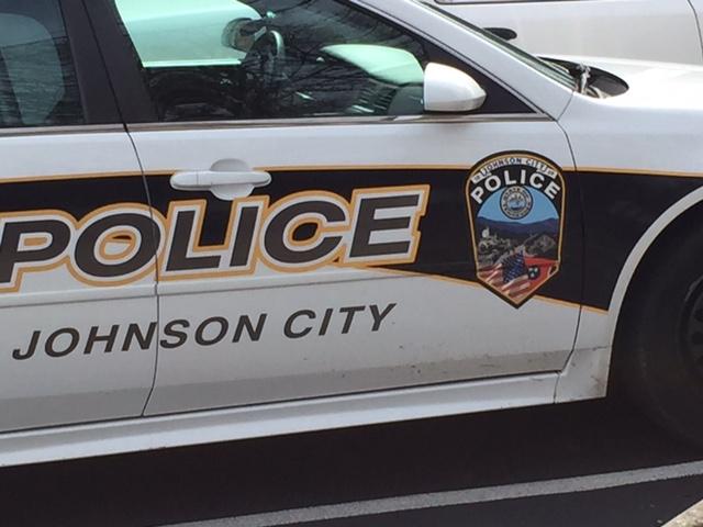 Johnson City Police car_121406