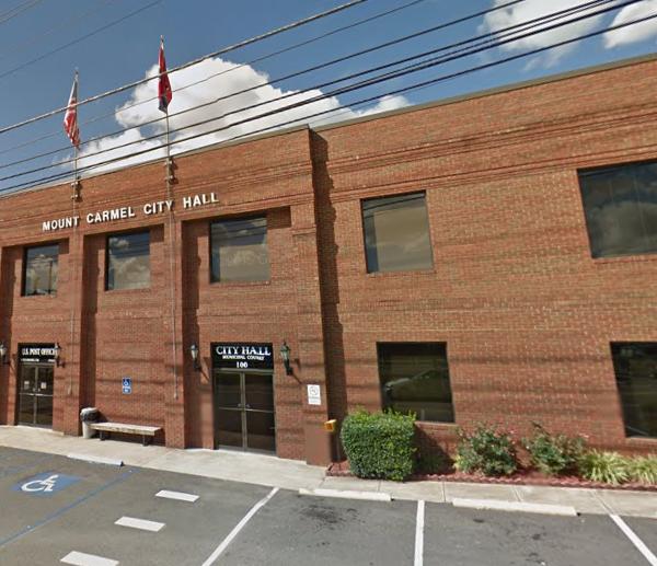 Mount Carmel City Hall Police Department Google Maps_158828