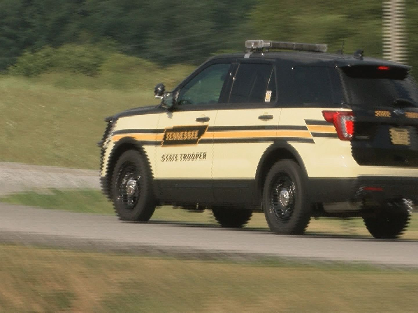 THP Colonel visits region, emphasizes trooper safety as top