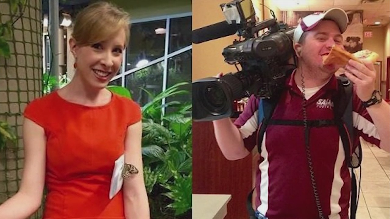 Virginia TV station marks 1 year since fatal on-air shooting
