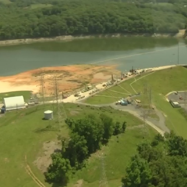 TVA says Boone Dam repair brings over 100 jobs, millions of dollars to Tri-Cities