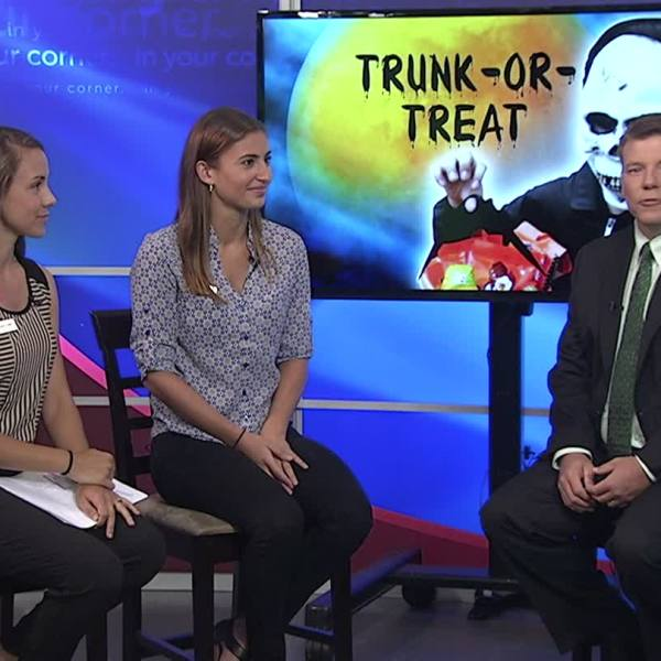 Trunk-or-Treat later this month in Johnson City.