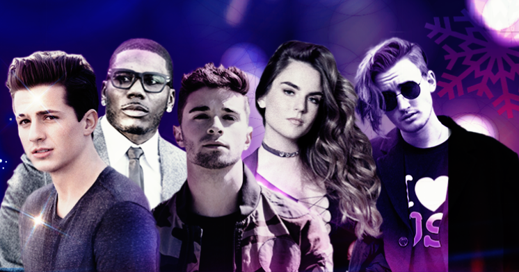 94.9 Acoustic Christmas Ticktets 2020 Nelly, Charlie Puth to perform at 94.9's Acoustic Christmas at