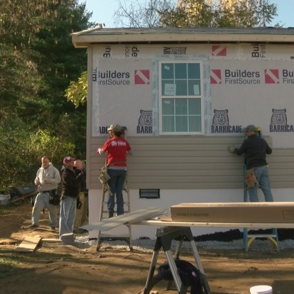 Appalachia Service Project builds record number of homes