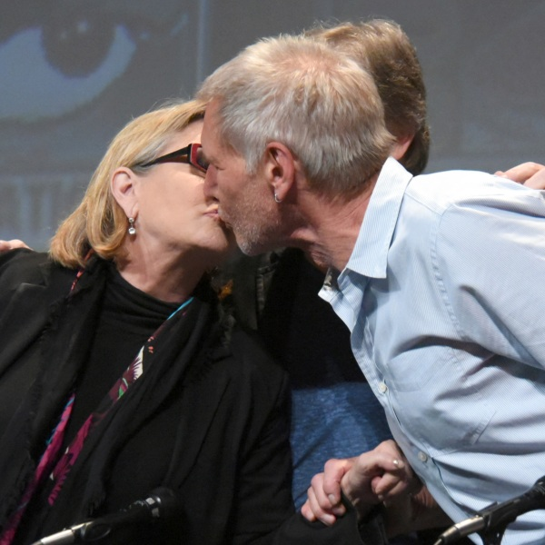 Carrie Fisher, Harrison Ford_237839