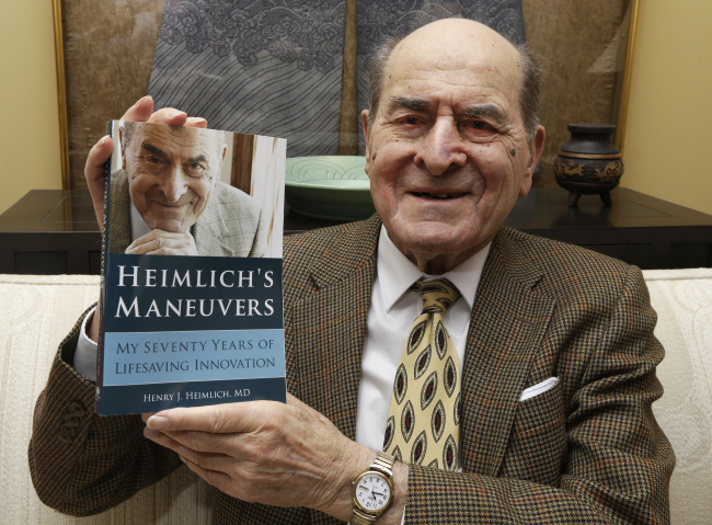 Dr. Henry Heimlich_250473