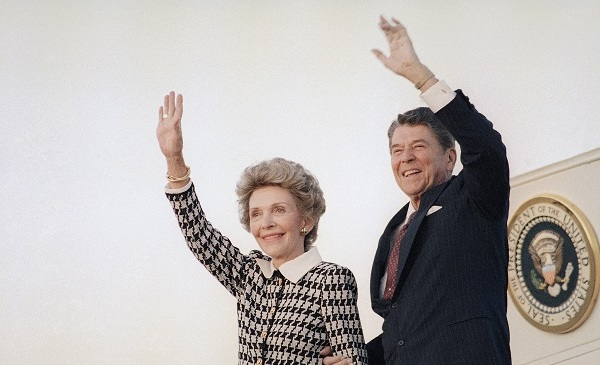Nancy Reagan Ronald Reagan_123621