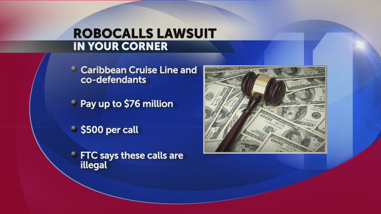 Robocall settlement could put $500 per call in your pocket
