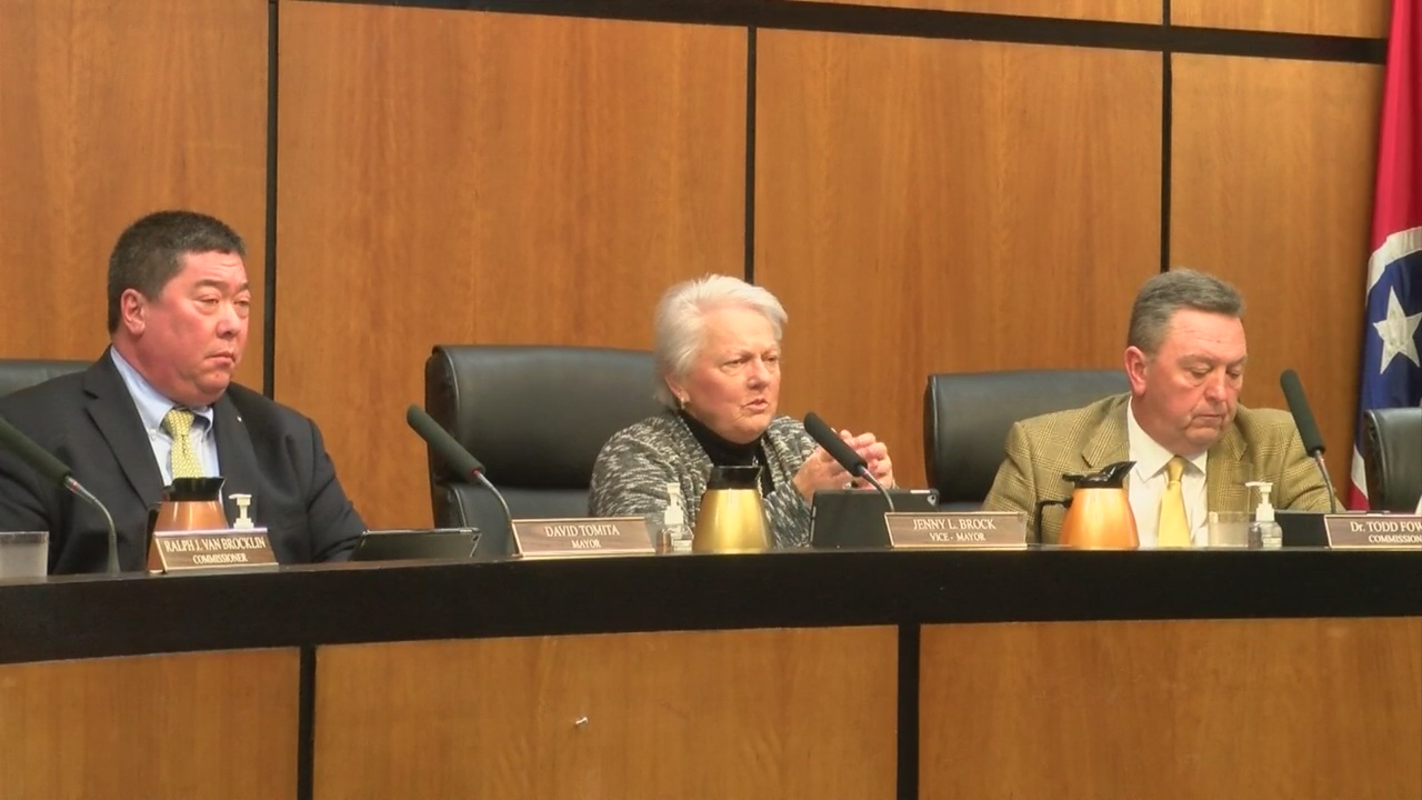 jc-commission_256807  Johnson City Commission