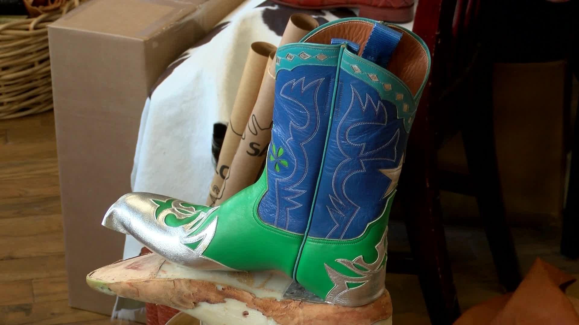 Tejas Custom Boots_269484