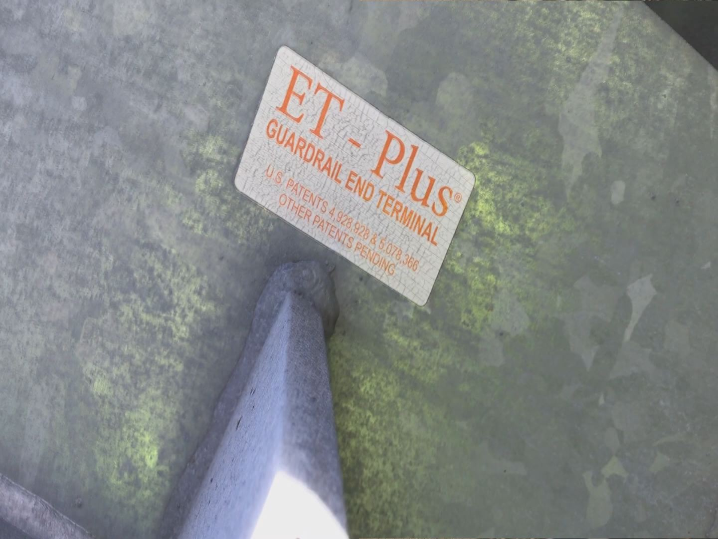The ET Plus terminal with a four inch metal channel has been removed from the approved list in Tennessee, but TDOT says it still meets federal safety guidelines.