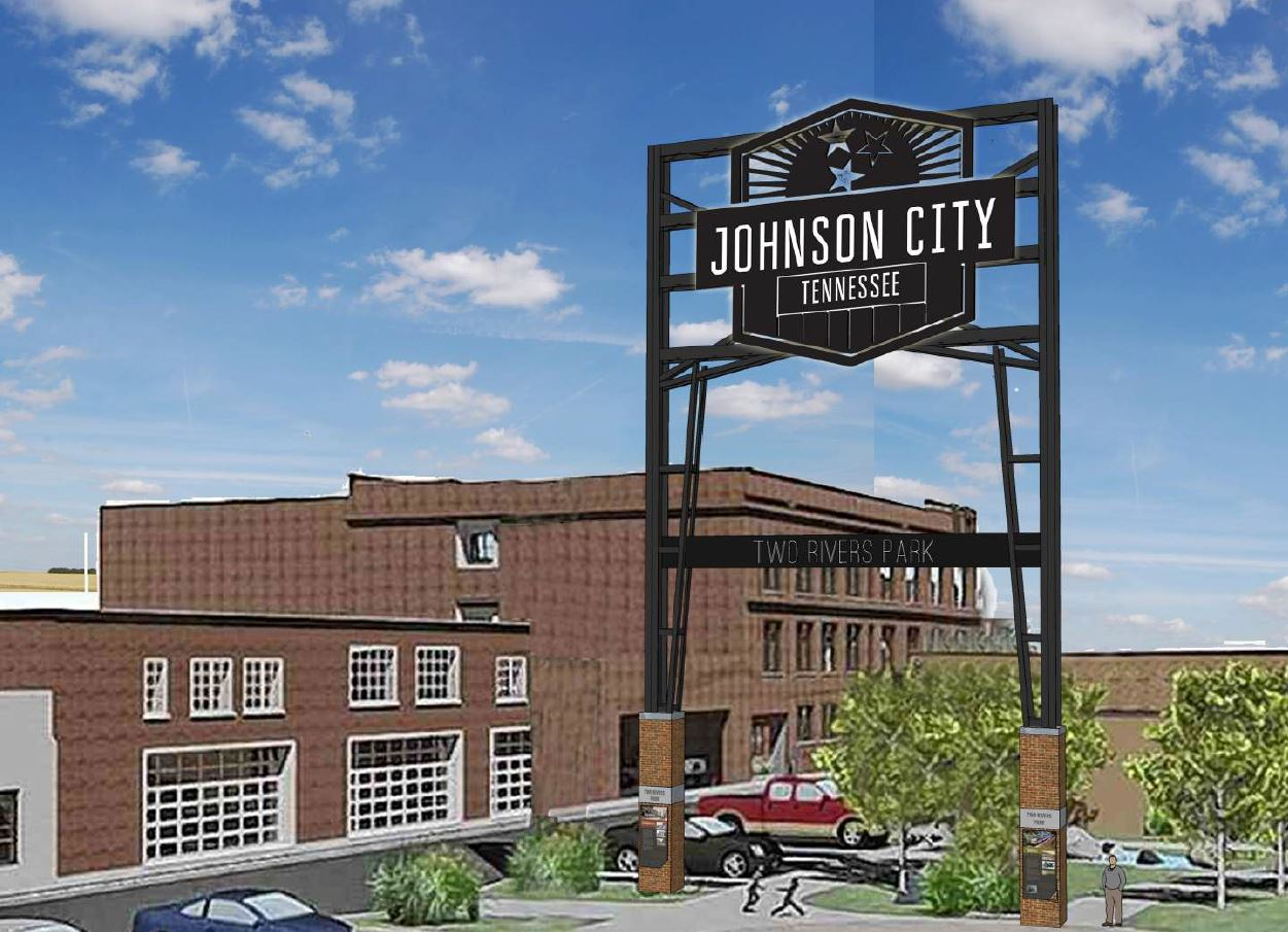 Johnson City Landmark Sign Campaign Launches Today