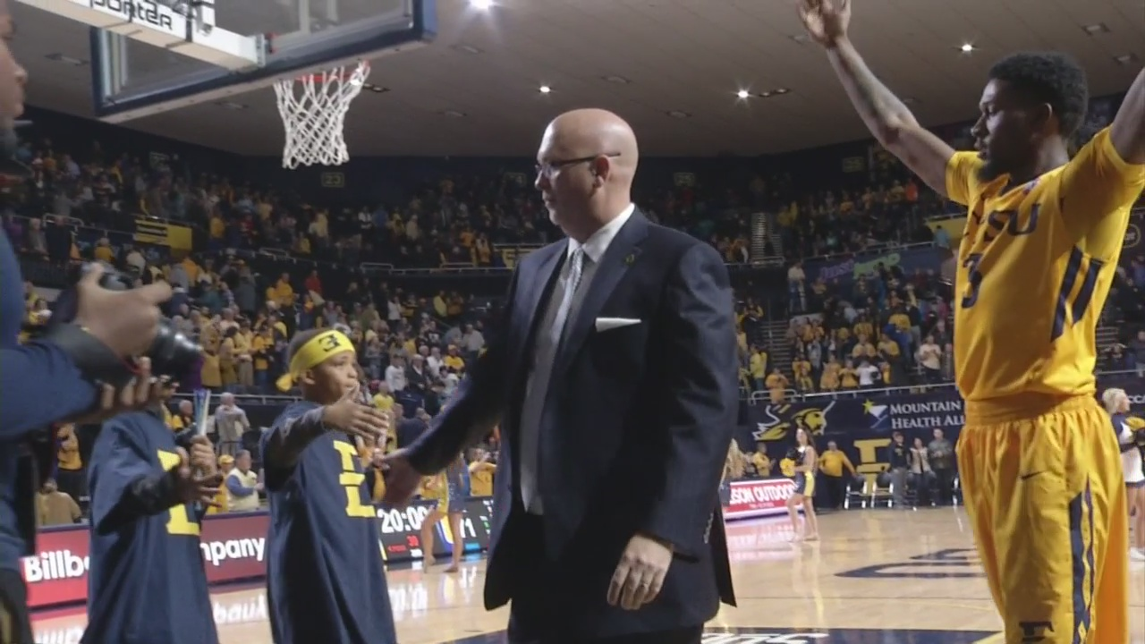 ETSU athletics announces change to Forbes�� contract