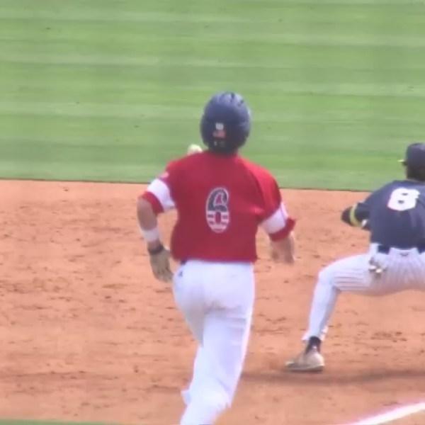 ETSU falls 7-5 to The Citadel on the baseball diamond