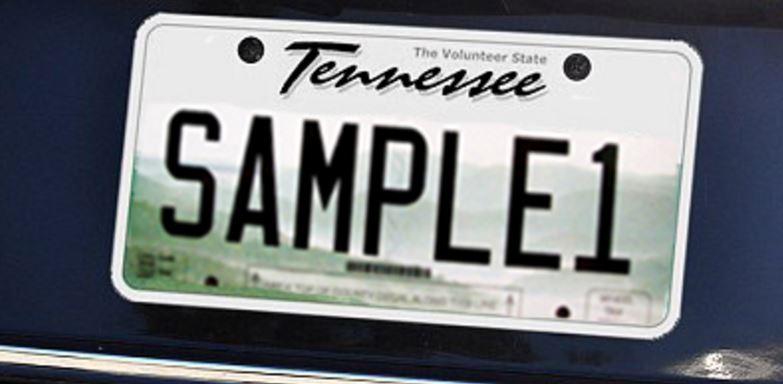 tn license plate source tn.gov_327501