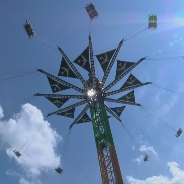 """Appalachian Fair officials: """"We're concerned with ride safety and always have been"""""""