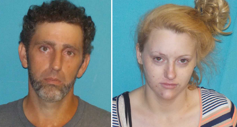 Man, woman arrested for allegedly aiding Greeneville escaped
