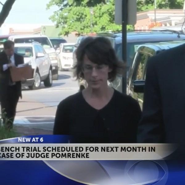 Judge Kurt Pomrenke to face federal bench trial