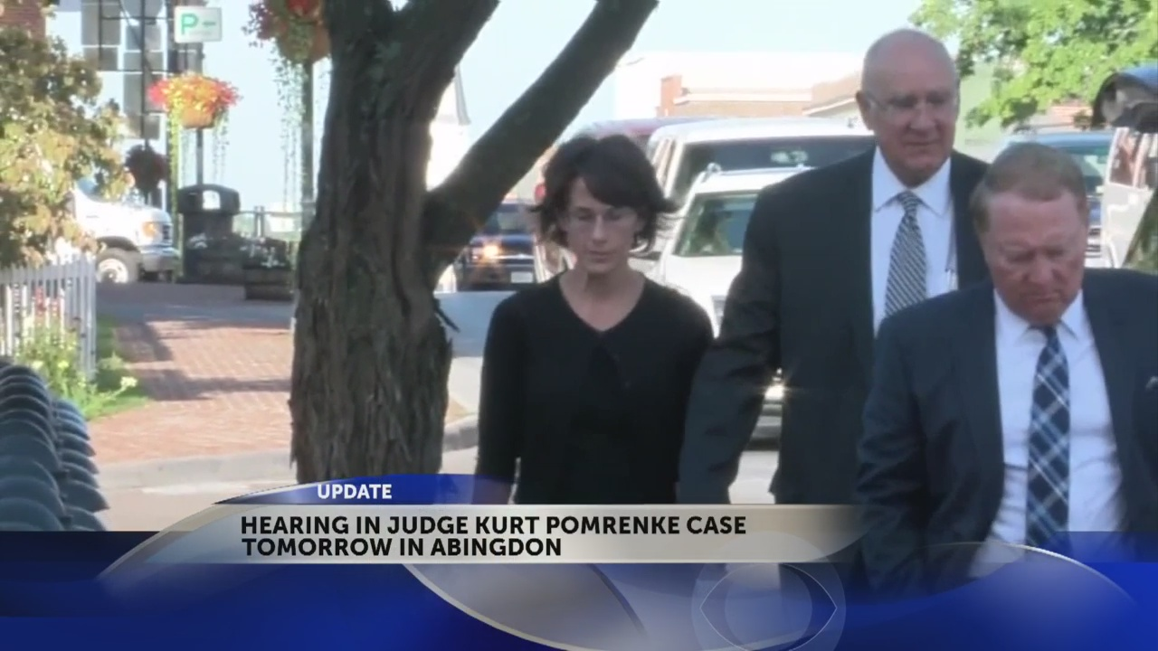 Judge Pomrenke admits he was ��dead wrong�� for reaching out to witnesses