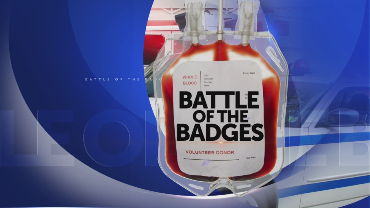 American Red Cross, News Channel 11��s annual Battle of the Badges to start Tuesday