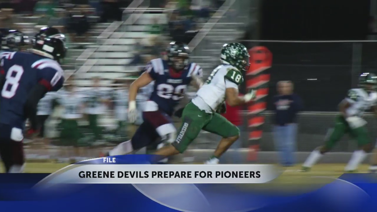 Tuesday Big Game Preview features Greeneville hosting East Ridge