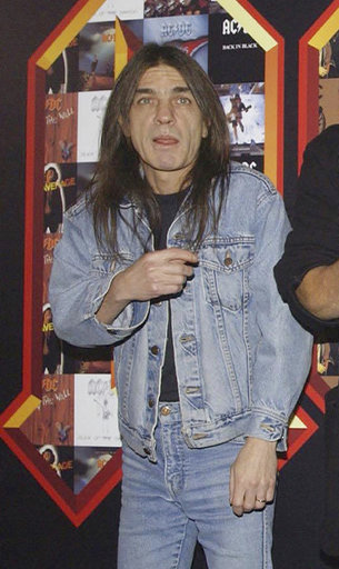 Britain Malcolm Young_438886