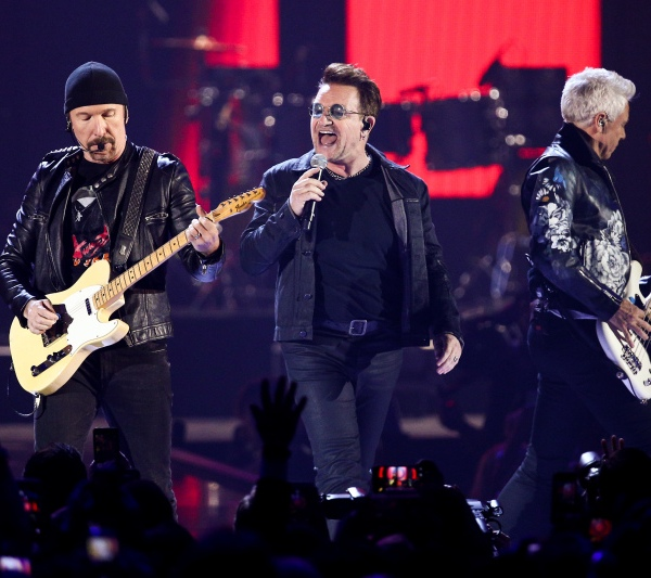 The Edge, Bono, Adam Clayton_259178
