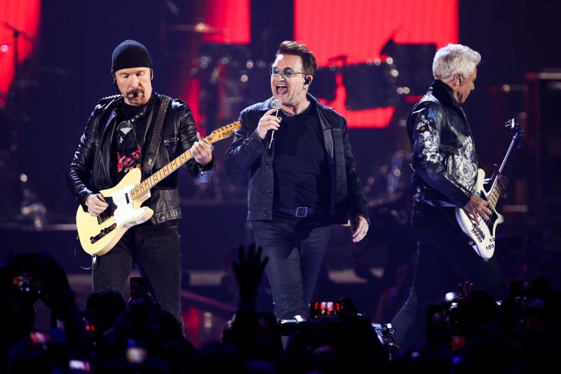 The Edge, Bono, Adam Clayton_259178